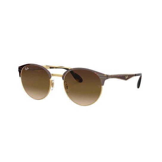 457cc2b6ca177 Óculos de Sol Ray-Ban RB3545 - Marrom - Compre Agora   Zattini