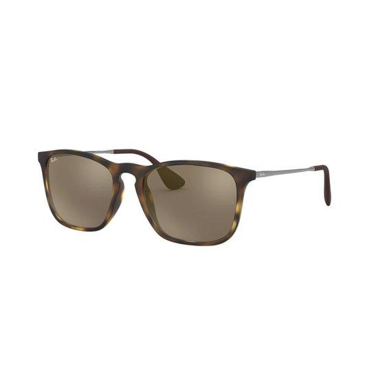 b05192cb8709d Óculos de Sol Ray-Ban RB4187L Chris - Compre Agora   Zattini