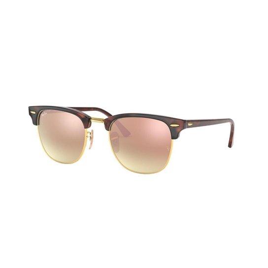 8668ac70bfa0c Óculos de Sol Ray-Ban RB3016 Clubmaster - Compre Agora