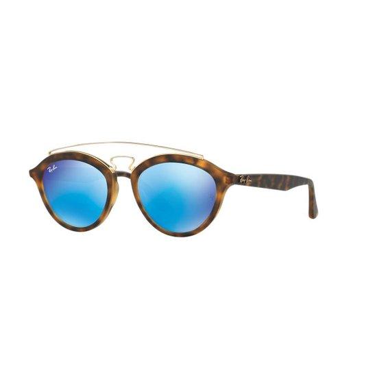 a7370d41c888d Óculos de Sol Ray-Ban RB4257 Gatsby Oval - Compre Agora