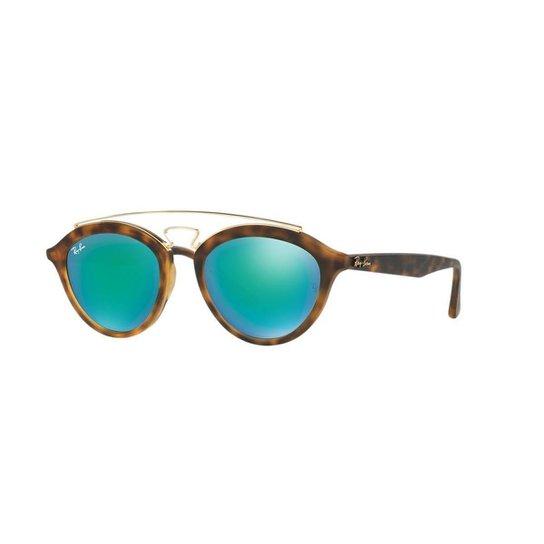 7649a8188 Óculos de Sol Ray-Ban RB4257 Gatsby Oval - Compre Agora   Zattini