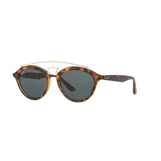Óculos de Sol Ray-Ban RB4257 Gatsby Oval - Compre Agora   Zattini 894ffdcab5