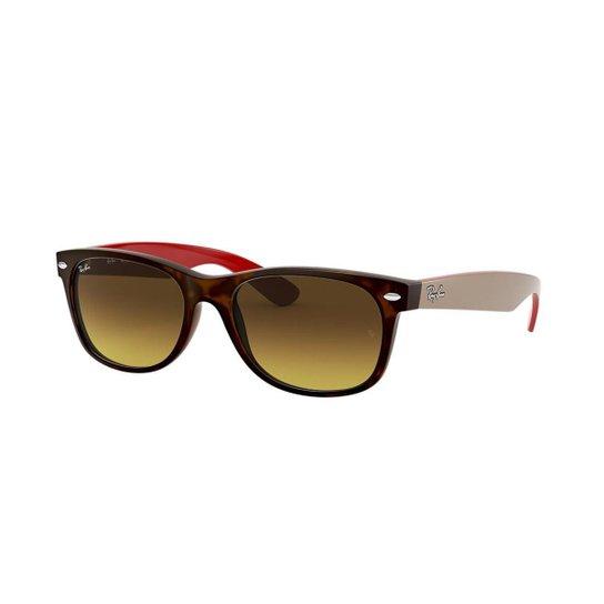 8032bd380b219 Óculos de Sol Ray-Ban RB2132 New Wayfarer - Compre Agora   Zattini