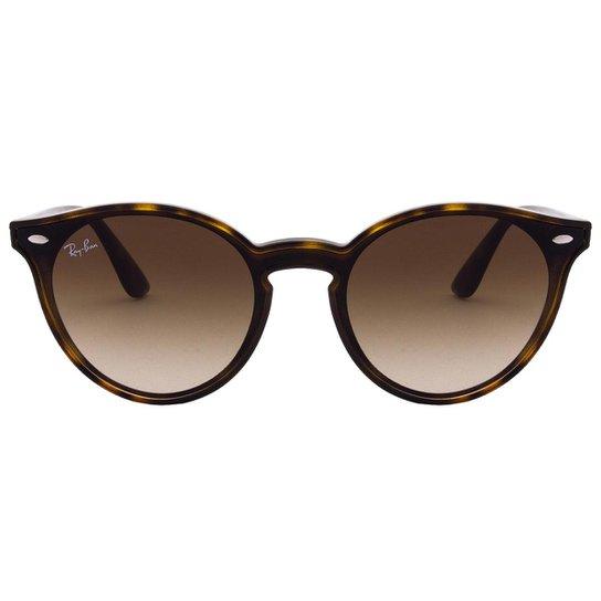 Óculos de Sol Ray-Ban Blaze Round RB4380N -6356-X0 37 - Compre Agora ... 27aca62660