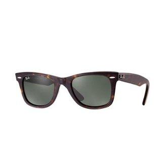 774fe0b50 Óculos de Sol Ray-Ban Original Wayfarer Clássico Tartaruga