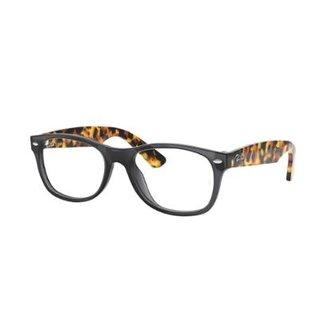 272f4d1844844 Armação de Óculos Ray-Ban Feminina