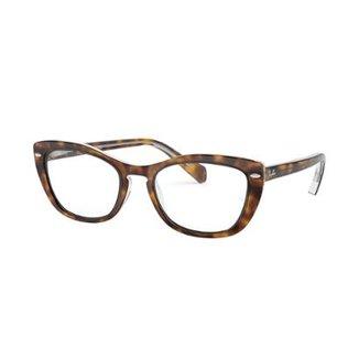 ed4d03106f Armação de Óculos Ray-Ban RB5366 Feminina