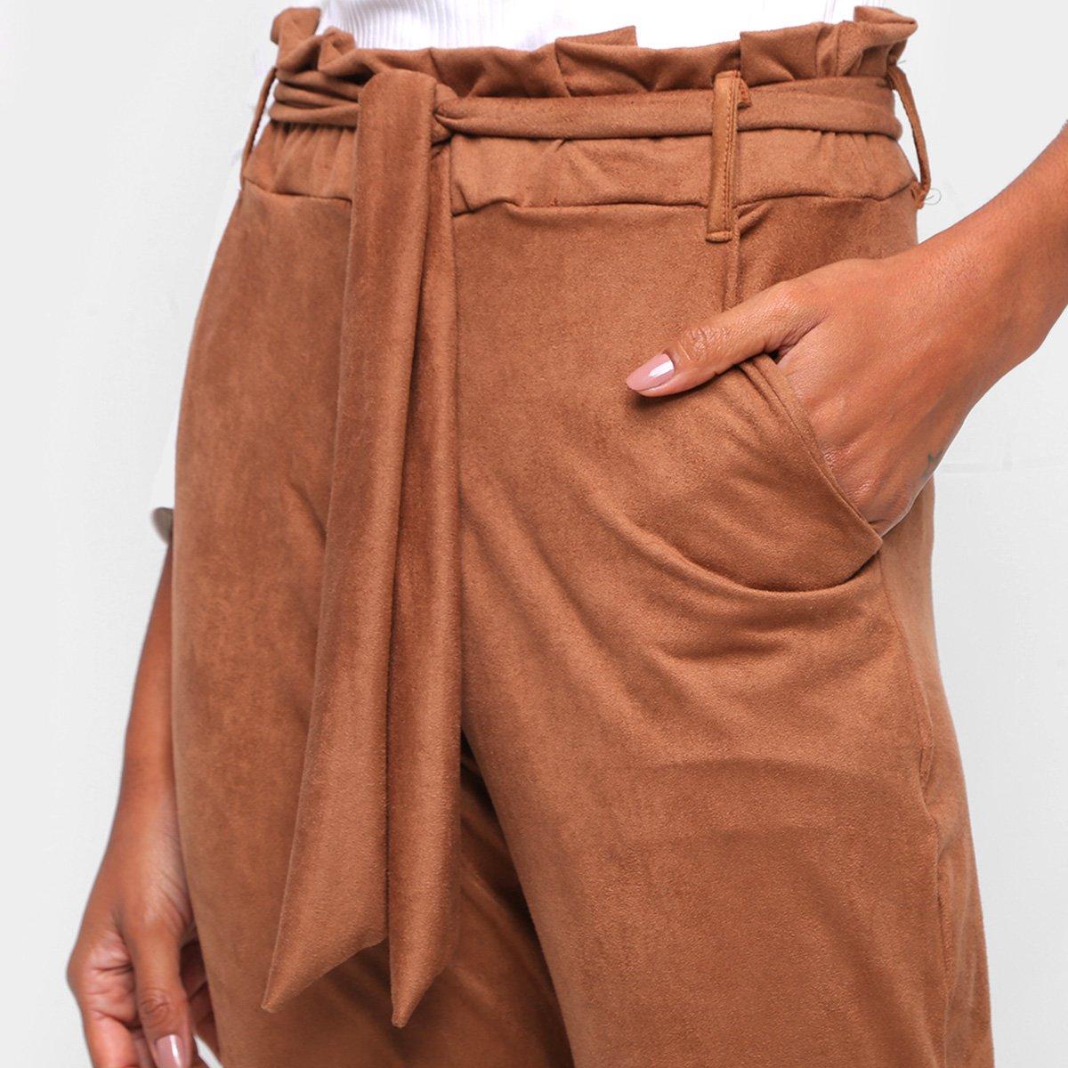 Calça Los Wear Lisa Amarração Feminina
