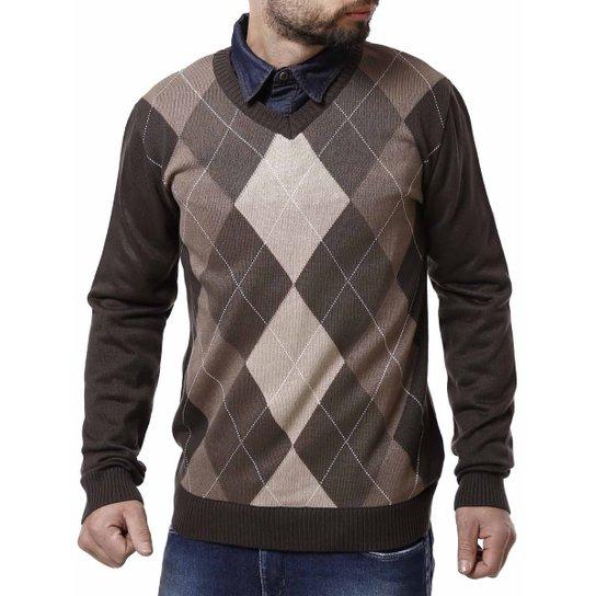 Suéter Masculino - Compre Agora   Zattini db4065729c