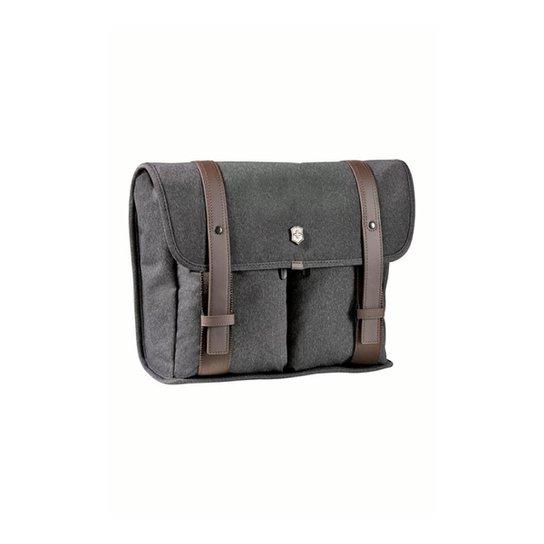 Bolsa Carteiro Victorinox Para Mini Laptop - Marrom - Compre Agora ... 384cc28d76