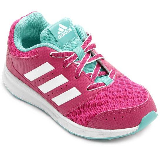 0db18661cdc Tênis Adidas Lk Sport 2 K Text Infantil - Compre Agora