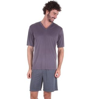 861ce2e27 Pijama Masculino Curto Inspirate