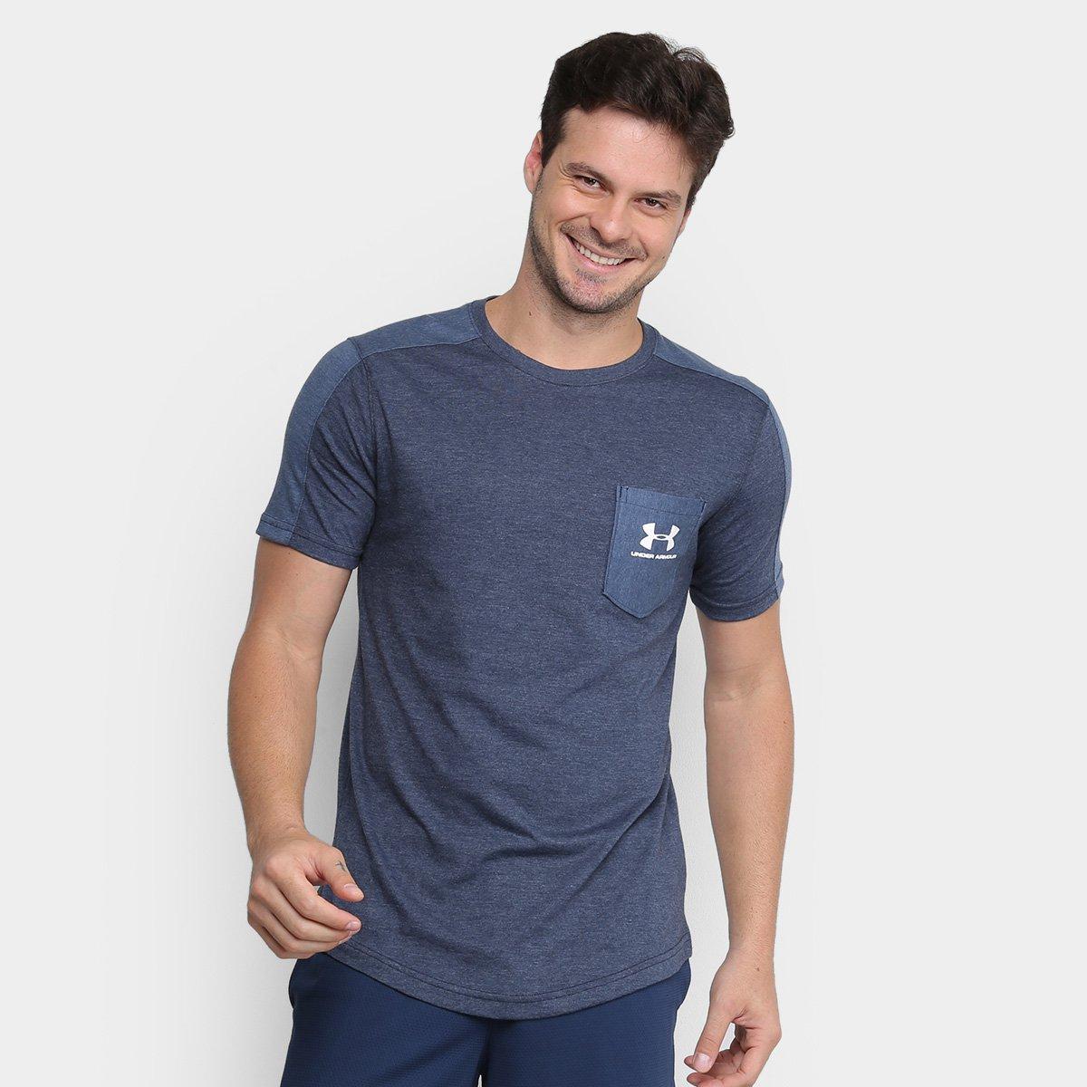 Camiseta Under Armour Sportstyle SS Masculina