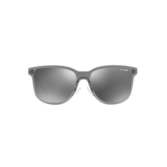 4acf5f846 Óculos de Sol Arnette Retangular AN3074 Hundo- P2 Masculino - Chumbo ...