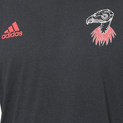 07db098b1c ... Camiseta Flamengo Adidas Grafica Masculina. Passe o mouse para ver o  Zoom