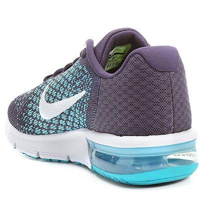 8c7a49c14a6 ... Netshoes · Running · Tênis  Tênis Nike Air Max Sequent 2 Feminino.  Passe o mouse para ver o Zoom