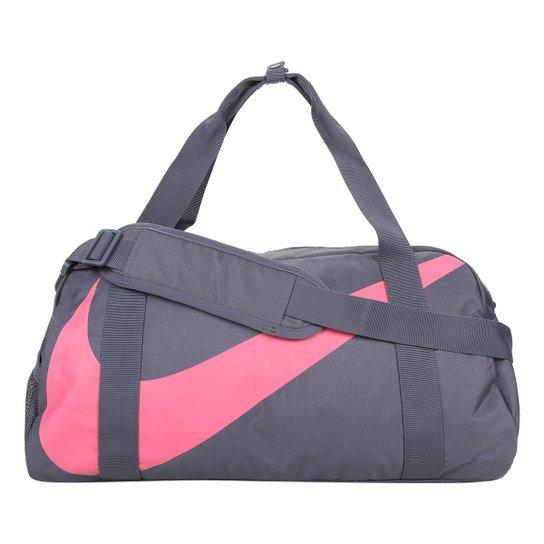 31268e8ac Mala Infantil Nike Y Gym Club - Cinza e Pink | Zattini