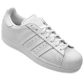 68e4a4fb9be3e Tênis Adidas Superstar Animal Pack