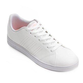 Tênis Adidas Vs Advantage Clean Feminino 75d76f9ed1c59
