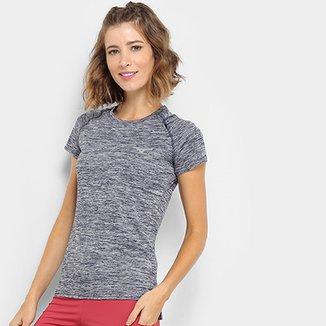 674123e5ca Camiseta Mizuno Sky Run Feminina
