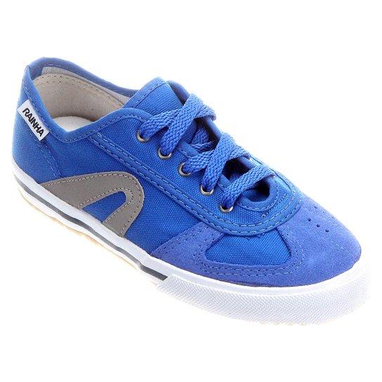 57248a27962 Tênis Rainha VL 2500 Infantil - Azul e Cinza - Compre Agora