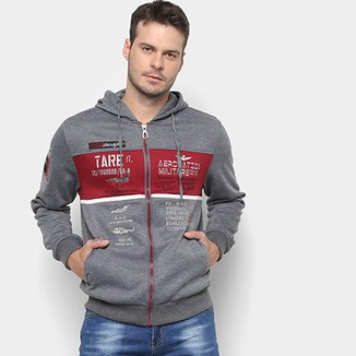 c87990d56a456 Moletom Broken Rules Estampado Masculino