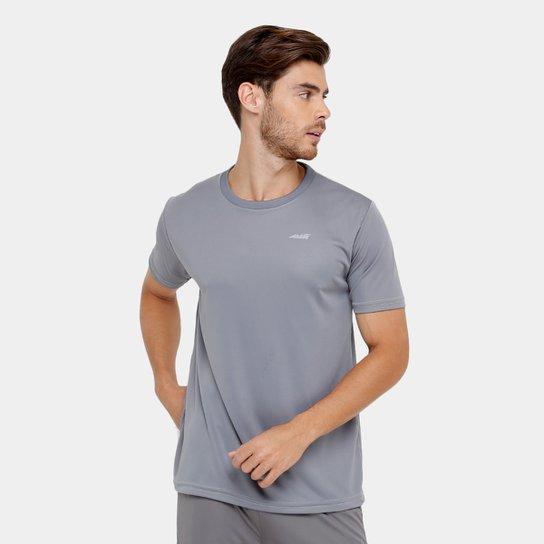 Camiseta Avia Mike Masculina - Chumbo - Compre Agora  c9c5063908879