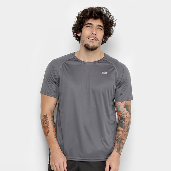 Camiseta Avia Pressure Masculina - Chumbo - Compre Agora  7abddfd3b8963