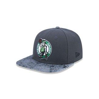 Boné 950 Original Fit Boston Celtics NBA Aba Reta Snapback New Era 7c63269015c