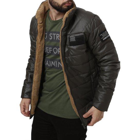 530177f47 Jaqueta Gangster Masculina | Zattini