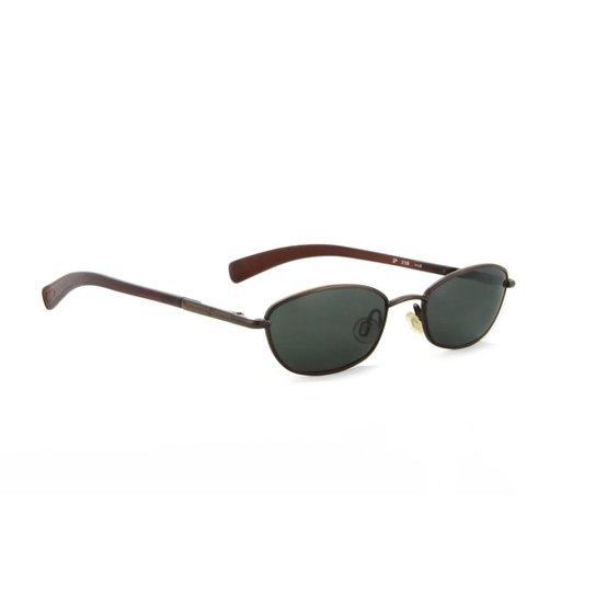 700526308 Óculos de Sol Platini Armação Metal Lente Masculino | Zattini