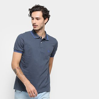 581a9b179c Camisa Polo Acostamento Masculina