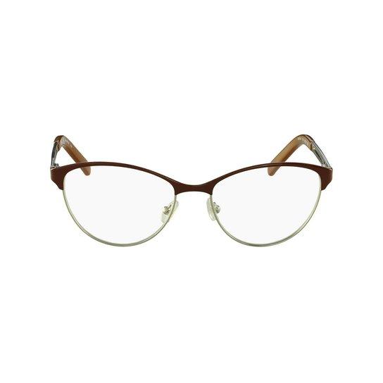 Óculos de Grau Chloé Gatinho - Mel - Compre Agora   Zattini 04a3fb6e33