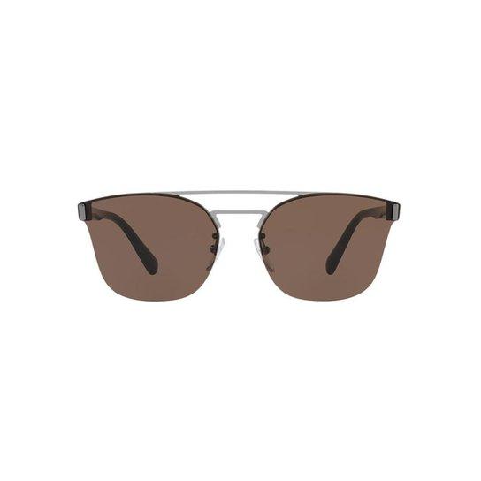 9eed5d150a2d2 Óculos de Sol Prada Redondo PR 67TS Masculino - Compre Agora   Zattini