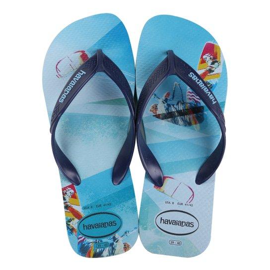 6fce92d5979f Chinelo Havaianas Surf Masculino - Azul Escuro - Compre Agora