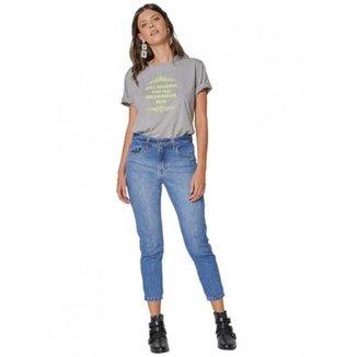 798730517 Calça Amaro Jeans Slim Feminina