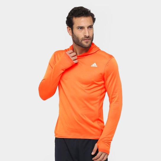 bd528985d Blusa Adidas Response Clima Masculina - Compre Agora