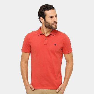 Camisa Polo Timberland Ss Kennebec Rv Brush Masculina 8ef1d036e0b7a