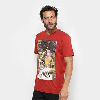 8c5899cc2 Camiseta Globe Basica Jungle Girl Masculina