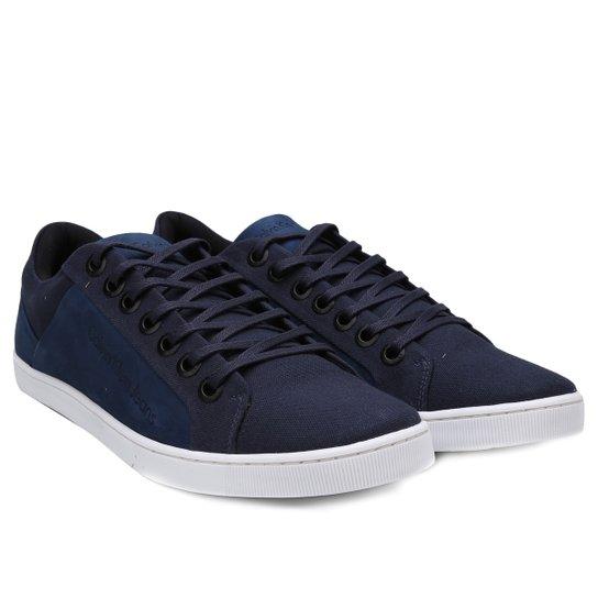 Sapatênis Calvin Klein Basic Masculino - Azul Escuro - Compre Agora ... 761b6a35ad