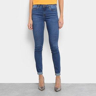 a9ada7bbb Calça Jeans Calvin Klein Super Skinny Five Pockets Feminina