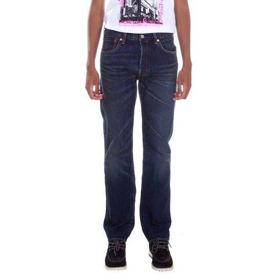 bf7ae99536db5 Calça Jeans Levis 501 Original Masculina - Compre Agora