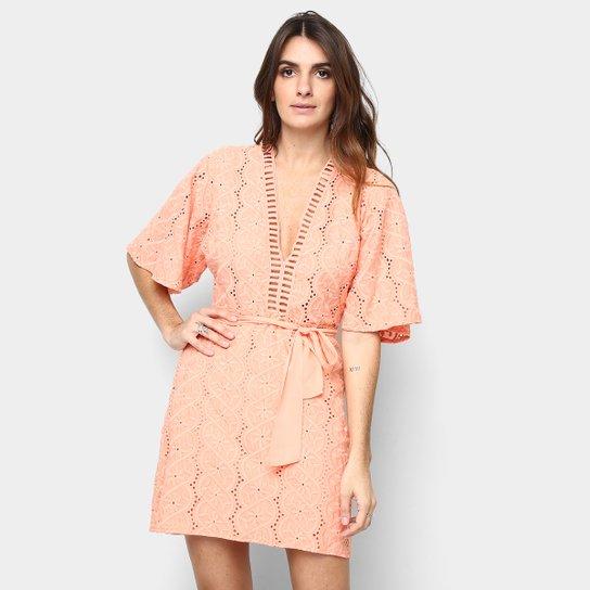 ba8e549a4 Vestido Colcci Evasê Curto Laise - Compre Agora | Zattini