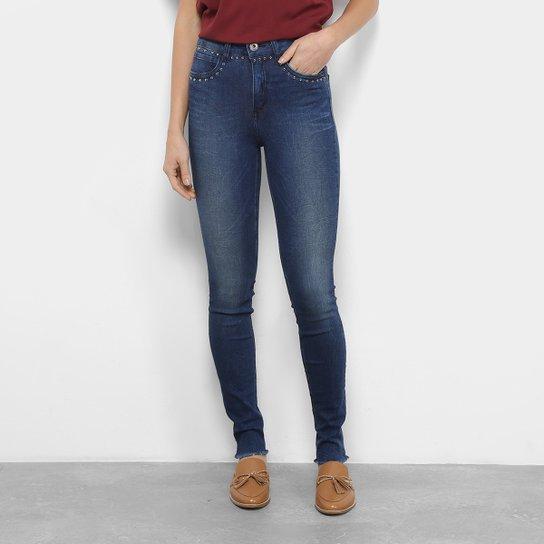 373e9fd64 Calça Jeans Skinny Colcci com Tachas Feminina - Compre Agora | Zattini