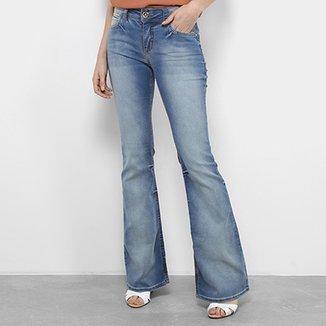 d6e2e77a2 Calça Jeans Flare Colcci Cintura Média Feminina