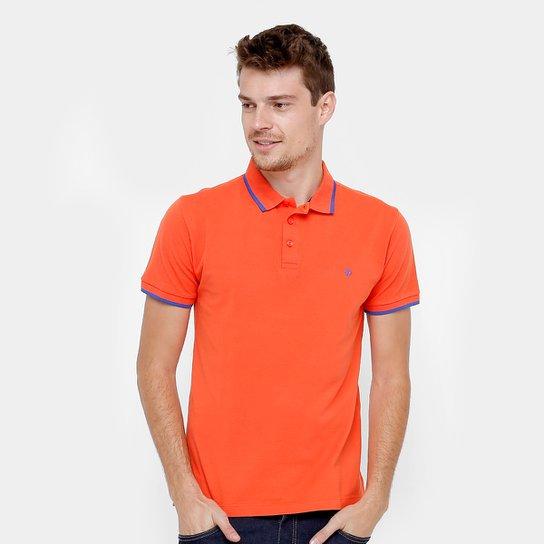 Camisa Polo Forum Piquet Masculina - Compre Agora  7491b3711ee58
