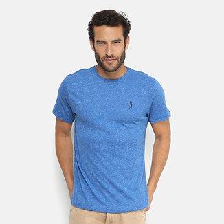 26e64a7983 Camiseta Aleatory Mescla Masculina