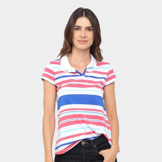 Camisa Polo Malwee Listrada Feminina - Compre Agora   Zattini d3f042d62d