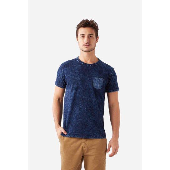 1216c5f6f7 Camiseta Com Bolso Poa - Compre Agora