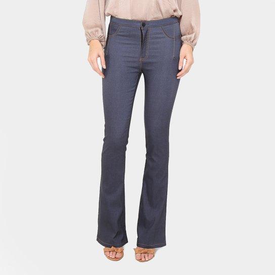 Calça Flare Acrobat Jeans Cintura Alta Feminina - Compre Agora   Zattini c327441b58